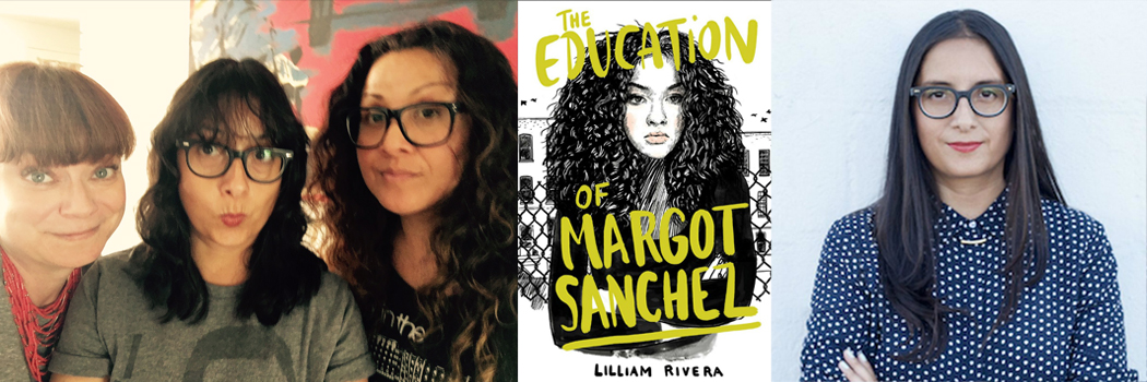 Lilliam Rivera is back: Flawed Characters